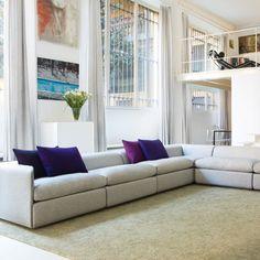 Objekten - Open Sofa Konfiguration