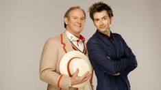 Peter Davison and David Tennant for Children in Need 2007