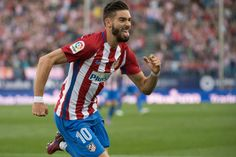 Carrasco magic leads Atleticos case for Euro redemption   Madrid (AFP)  After another case of so near yet so far for Atletico Madrid the spectacular form of Yannick Carrasco is powering the latest strong bid from Diego Simeones men to finally be crowned kings of Europe.  Victory at home to Champions League debutants FC Rostov on Tuesday will seal Atleticos place in the last 16 for the fourth consecutive year with two games to spare.  Carrascos goal in Mays final of last seasons Champions…