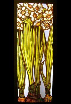 Mary Zodnik stained glass