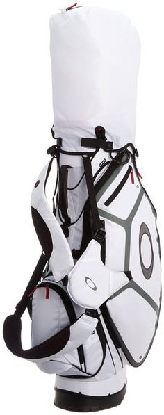 Is there anything sharper than an Oakley Golf Bag? I don't think so...