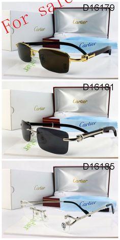 84d2634c2ea Discount Cheap Cartier Sunglasses outlet Designer online shop Cartier  Eyeglasses