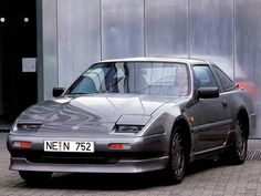 Nissan 300ZX Turbo (1984 – 1989).