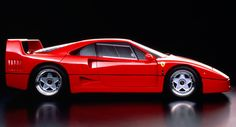 Ferrari's Iconic F40 Supercar Just Turned 30 Years Old
