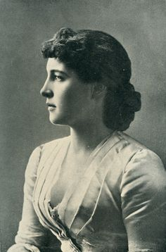 Lillie Langtry in the role of Blanch Haye - photo by W & D Downey