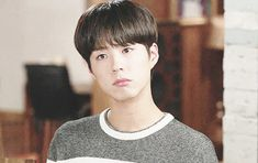 Park Bo-gum (born June 16, 1993) is a South Korean actor. He made his acting debut in 2011.[1] After supporting roles in Cantabile Tomorrow and Coin Locker Girl, Park was cast in his first leading role in the nostalgic campus drama Reply 1988.