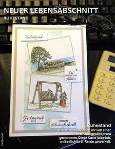 Card goes Art: Ruhestand