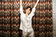 Ethical sleepwear | JasmineHemsley.com Pyjamas, Pjs, Jasmine Hemsley, Sustainable Fashion, How To Find Out, Ruffle Blouse, Women, Woman