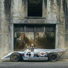 Martini Porsche 917 - Racing and Passion Porsche - Motorrad Porsche Autos, Porsche Motorsport, Porsche Cars, Ferdinand Porsche, Le Mans, Sport Cars, Race Cars, Bmw Isetta, Martini Racing