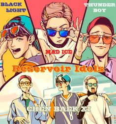 EXO Fan Arts
