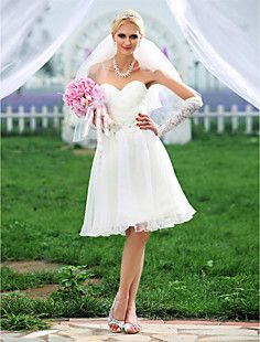 NOVA - Vestido de Noiva em Organza