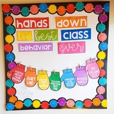 January Whole Class Positive Behavior Management Incentive Tracker: Students work towards earning mittens with specific behaviors to get a whole class reward