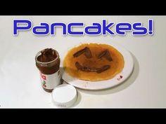 Funny Pancake video...