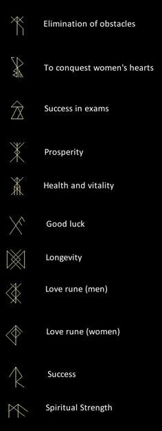 great tattoo! more viking rune symbols