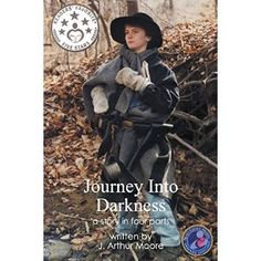 #Book Review of #JourneyIntoDarkness from #ReadersFavorite - https://readersfavorite.com/book-review/journey-into-darkness/1  Reviewed by Romuald Dzemo for Readers' Favorite  Journey Into Darkness by J. Arthur Moore is a well-crafted tale of a young man's adventure in the Civil War. While his father is away fighting with the Confederate army, Duane Kinkade is left with no choice but to search for him after his mother is killed by raiders, a search that will immer...