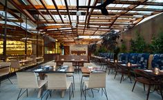 Hinoki & The Bird, opening this week in #LA! Photo by Alen Lin for Urban Daddy.