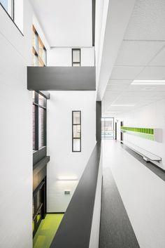 Gallery - Barclay School Expansion / NFOE et associés architectes - 15