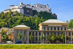 #دانشگاه_سالزبورگ #salzburg_university_austria