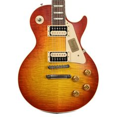 Gibson Custom Shop Standard Historic 1958 Les Paul Reissue VOS w/Heel Contour PSL (Serial # R860679)