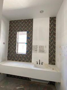 Quartz Countertops, Porcelain Tile, Recycled Materials, Evo, Walls, Interiors, Flooring, Mirror, Bathroom