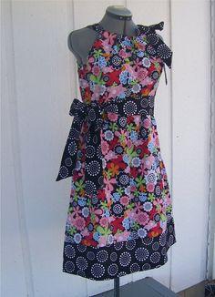 Adult pillowcase dress