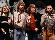 Andy and the Bee Gees