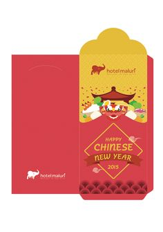 Chinese New Year Promotion on Behance