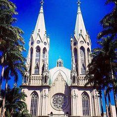 Igreja da Sé⛪️ Sé church⛪️ #IgrejaDaSé #CentroDeSP #SP #photooftheday #photography #Brazil #MyBrazil #Travel #Viagem #Brasil #Wanderlust #wheretonext #bucketlist #traveloften #EuVejoSP #bestintravel #bestintravallers #doyoutravel #traveldeeper #instatravel #picoftheday #photooftheday #paolladetails