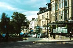 Bettys Cafe & Tea room... I used to work here....LOVED that place!!! -Harrogate, Yorkshire
