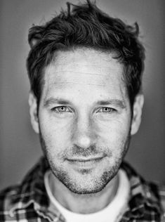 Paul Rudd...there isn't anything I don't love about this man!  Perfect blend of sexy/funny/goofy/adorable