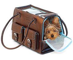 Un #transportín con mucho estilo para llevártelo a todas partes... #seresto #mascotas #pets #perros #dogs #gatos #cats #viajar #moda #fashion #gadgets