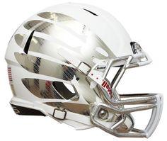 'Storm LA' Silver 'Wings' Helmet the Ducks unleashed vs' USC in 2012