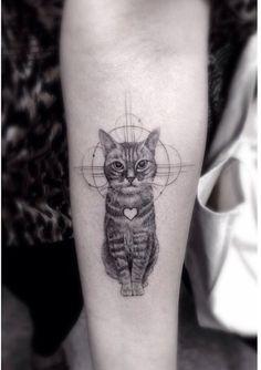 28 Miniature Animal Tattoos for Women                              …