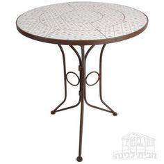 שולחן ברזל   BT014   הבית לגינה