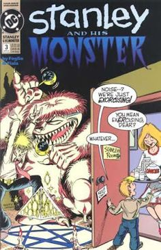 Chris is on Infinite Earths: Stanley and his Monster #3 (1993)