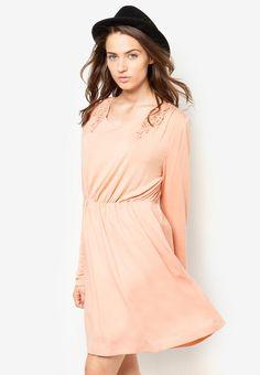 BREAD N BUTTER Twist Waist Dress 褶飾連身裙 Bread N Butter, Cold Shoulder Dress, Casual, Dresses, Fashion, Vestidos, Moda, Fashion Styles, Dress