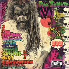 The Electric Warlock Acid Witch Satanic Orgy Celebration Dispenser by Rob Zombie on Apple Music