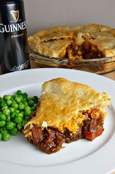 steak and guinness pie, what up!