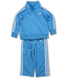 adidas Kids Basic Tricot Set (Infant/Toddler/Little Kids)