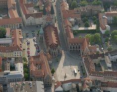 Braunschweig Altstadtmarkt Deutschland