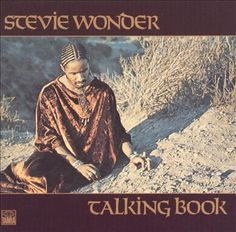 Stevie Wonder ~ Talking Book