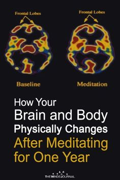 Meditation benefits - This is How Your Brain and Body Physically Changes After Meditating for One Year – Meditation benefits Meditation Exercises, Mindfulness Exercises, Meditation Benefits, Meditation Quotes, Healing Meditation, Daily Meditation, Mindfulness Benefits, Meditation Symbols, Meditation Music