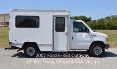 Cheap DIY Box Truck to Motorhome Conversion