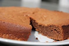Almond Flour Chocolate Cake (Low Carb and Gluten Free)
