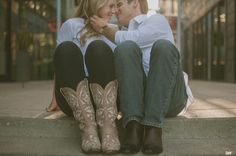 Neils Kelly | Mayfield Park, South Congress | Austin Engagement Photographer