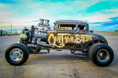 Rat Rod 5 Window 32 Ford