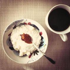 muesli suisse ah breakfast!