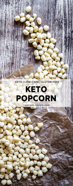 With only one ingredient transform your movie night into a real like Popcorn evening. This Keto Snack is the crunchiest ever. With only one ingredient transform your movie night into a real like Popcorn evening. This Keto Snack is the crunchiest ever. Low Carb Appetizers, Low Carb Desserts, Low Carb Recipes, Cheese Appetizers, Cheese Snacks, Party Desserts, Keto Snacks, Snack Recipes, Snacks Kids