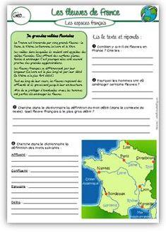 Géographie CE2