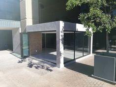 METAL BOX – Schematic Design Schematic Design, Container Architecture, Metal Box, New Shop, New Builds, Coffee Shop, Construction, Building, Outdoor Decor